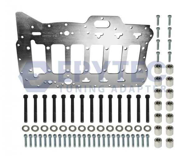 Blockversteifungsplatte Bedplate  R36/ R32 FSI Golf 1 2 3 4 Passat Versteifung Platte
