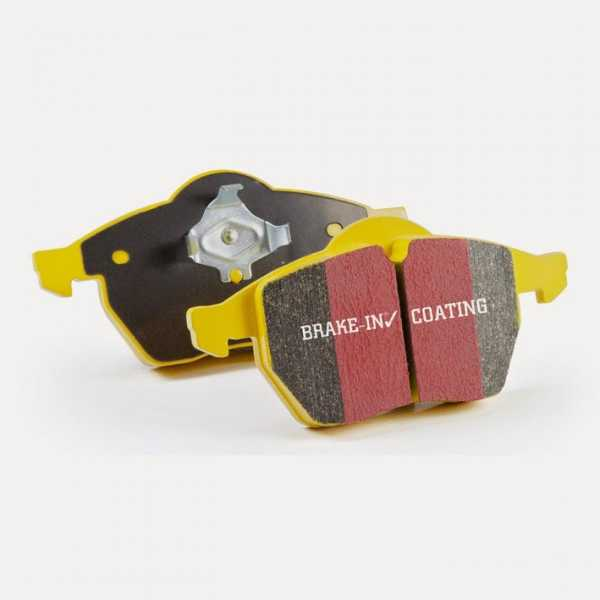 EBC Bremsbeläge Yellowstuff  Audi 80 90 100 100 Avant 1.8 1.9 D 2.3 E 1.8