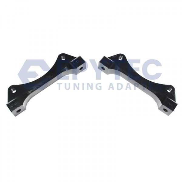 Bremssatteladapter Audi A8 8 Kolben Bremssättel 345x30mm A4 A5 Q5 Bremsscheibe