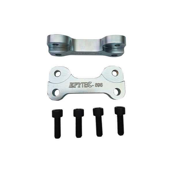 Audi S2 Bremssattel Adapter Hinterachse 302x12 Bremsscheibe Bremsanlage Umbau