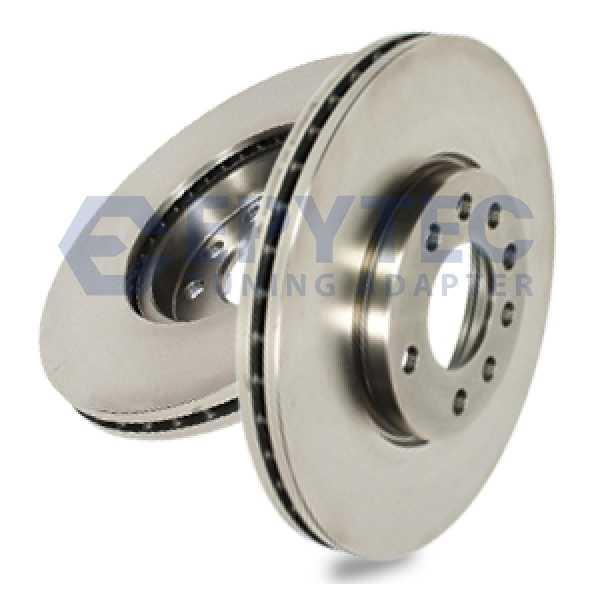 EBC brake discs front axle 300x24 Premium Disc BMW E21 E30 E36 E46 E90 F30  F35 F80 3