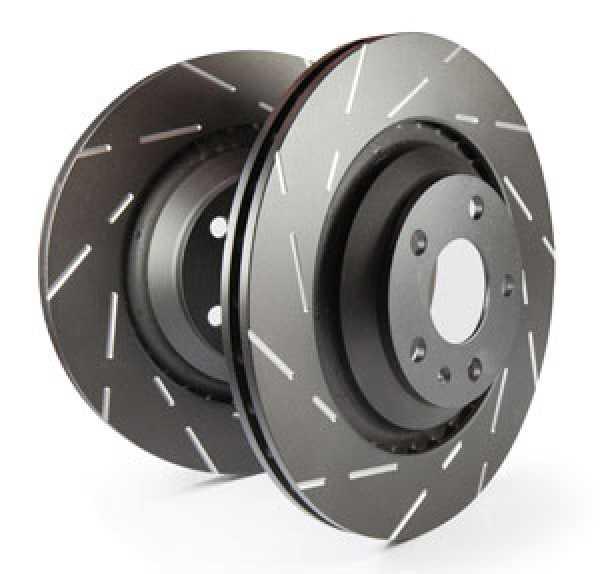 EBC Bremsscheibe Black-Dash Disc   (Vorne 5x108mm)