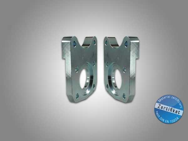 Ford Taunus Scheibenbremsen Adapter Hinterachse Bremssatteladapter Bremssattel